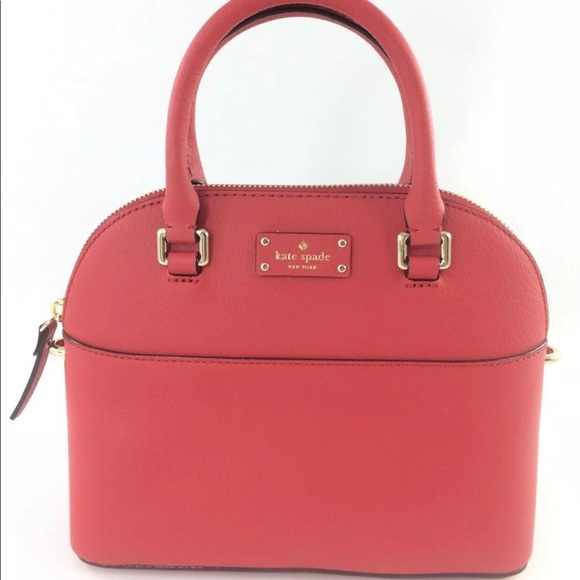 kate spade Handbags - Kate Spade Mini Carli $250